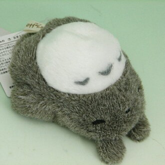 My Neighbor Totoro soft and fluffy bean bag Oo-Totoro doze [studio ghibli-gift] [Ghibli-goods] [Japanese style]