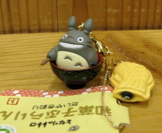 My Neighbor Totoro Japanese sweet Taiyaki-fishing [studio Ghibli] [gift goods]