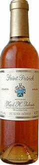 St. Patrick's liqueur wine 375 ml ( Carl H Joyner ) Saint Patrick 375ml (Karl H. Johner)