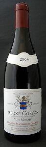 アロース・コルトン・レ・モレ 2009 (マシャール・ド・グラモン) Aloxe Corton Les Morais ...