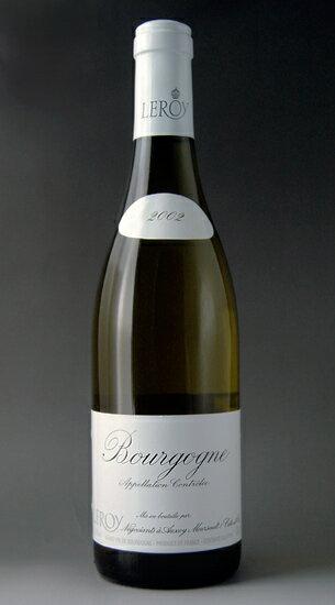 Bourgogne Blanc ( Maison Leroy ) Burgundy Bourgogne Blanc (Maison Leroy) fan admiration. ヴィオディナミ pioneer. Prestigious Leroy Bourgogne Blanc!