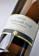 ファルツァー・トラウベンザフト【白ブドウジュース】(ヘレンベルク・ホーニッヒゼッケル)PfalzerTraubensaftweiss(WinzereGHerrenbergHonigsackel)【ノンアルコールワイン】【100%ブドウジュース】【ドイツ】