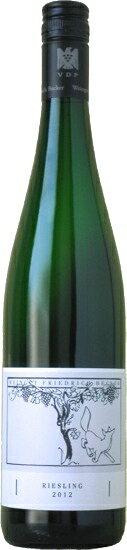 シュヴァイゲナー Riesling Q. b. A. grape Friedrich Becker Schweigener Riesling Q. b. A. trocken (Friedrich Becker)