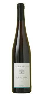 Rhine Riesling Q. b. A. grape (Georg Breuer) Ruedesheim Riesling Q. b. A. trocken (Georg Breuer)