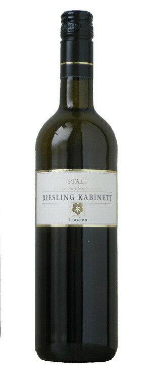 ウングシュタイナー Herrenberg Riesling kabinet grape ( Herrenberg ホーニッヒゼッケル ) Ungsteiner Herrenberg Riesling Kabinett trocken (Winzer eG Herrenberg Honigsackel)