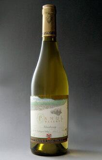 Panel Chardonnay, oak-aged reserve (エラスリス-オバリェ) Panul Chardonnay Reserve Oak Aged (Vinedos Errazuriz Ovalle S.)
