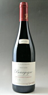 Bourgogne Rouge Les Champs D'Argent ( Jack cashew ) Bourgogne Les Champs d l'argent (Jacques Cacheux )