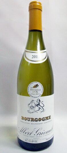 Bourgogne Blanc (Albert Gustavo) Bourgogne Blanc (Albert Grivault)