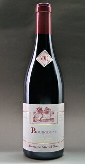 Bourgogne Rouge [2011] (Michel Gros) Bourgogne Rouge [2011] (Michel Gros)