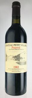 AOC Pomerol Château Petit village [1983] AOC Pomerol Chateau Petit Village [1983]