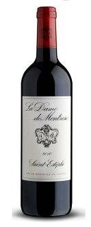 La dam de Enoteca [2009] MEDOC rating no. 2 grade AOC Estèphe second wine La Dame de Montrose [2009]