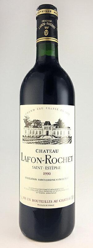 Château LaFont Rochet [1990] Chateau Lafon Rochet [1990]