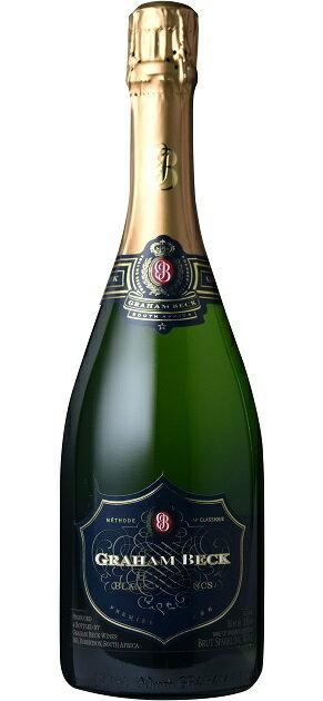 ワイン, スパークリングワイン・シャンパン  2014 ( ) Graham Beck Brut Blanc de Blancs 2014 (Graham Beck Wines)
