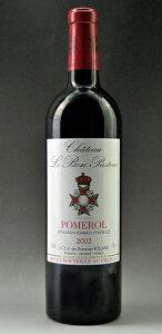 PP:88Pt!シャトー・ル・ボン・パストゥール [2002] Chateau Le Bon Pasteur [2002] 【赤 ワイン】