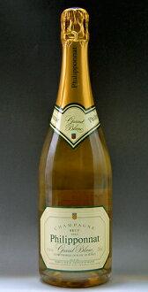 Grand Blanc-Brut (Champagne, Filipina) (unboxed) Grand Blanc Brut (Champagne Philipponnat)