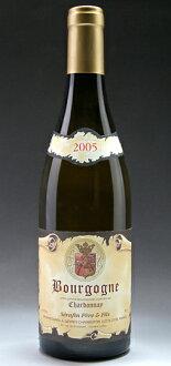Bourgogne Chardonnay pale-et-Fiss, Serafin, Bourgogne Chardonnay (Serafin Pere & Fils)
