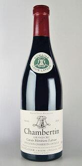 Chambertin Chambertin Cuvee Heritiers elite cuvée Latour [2004] Louis famous [2004] (Louis Latour)