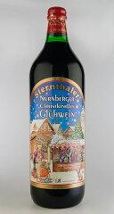 シュテルンターラー・グリューワイン[NV]1,000mlSternthalerGluhwein[NV]1,000ml【ホットワイン甘口】【赤ワイン】【甘口】【ドイツ冬の風物詩】