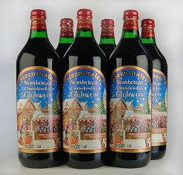 シュテルンターラー・グリューワイン[NV]1,000ml[6本セット]SternthalerGluhwein[NV]1,000ml6set【ワインセット】【赤】【うち飲み】【ホットワイン】【甘口】【ドイツ】