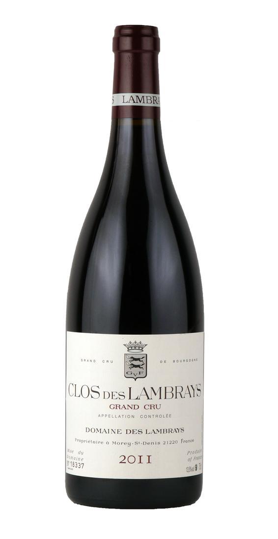 Clos de lambley Grand Cru ( Domaine de lambley ) Clos des Lambrays Grand Cru (Domaine Des Lambrays)