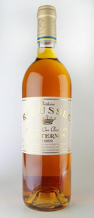 Château RIEUSSEC [1994] AOC Sauternes Premier Grand Cru Classe rating class 1 Chateau Rieussec [1994] AOC Sauternes, 1er Grand Cru Classe