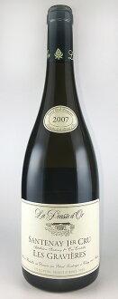 Sunline 1er Cru Les Gravier Blanc [2007] (La puss d'Or)-Santenay 1er Cru Les Gravieres Blanc [2007] (La Pousse d'Or)