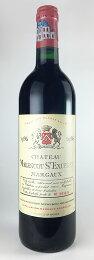 シャトー・マレスコ・サン・テグジュペリ[1996]AOCマルゴーメドック格付第3級ChateauMalescotSaintExupery[1996]AOCMargaux【赤ワイン】
