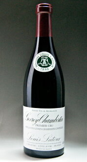 It is Gevrey Chambertin 1er Cru [1996] (Louis Latour) ジュブレ Chambertin pull Mie cru [1996] (Louis La Tour)