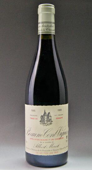 Beaune 1er Cru San Vignes [1996] Albert morot BEAUNE 1er LES CENT VIGNE [1996] (ALBERT MOROT)