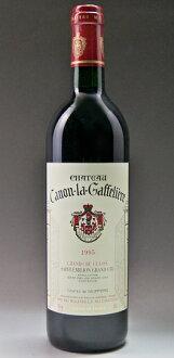 Château Canon la gaffeliere [1986] AOC Saint-Emilion, the first special class B Chateau Canon La Gaffeliere [1986] AOC Saint Emilion Grand Cru