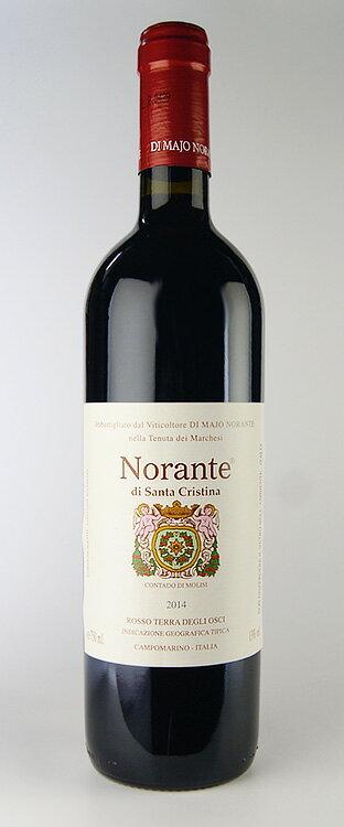Nolan the di Santa Cristina Rosso [2012] (di Mario norante) Norante di Santa Cristina Rosso [2012] (Di Majo Norante)