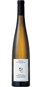 アルザス グラン・クリュ ゲヴュルツトラミネール ペルシベルグ [2017] (ポール・ジャングランジェ) Alsace Grand Cru Gewurztraminer Pfersigberg [2017] (Paul Ginglinger) 【白 ワイン フランス】