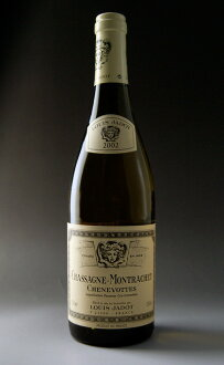 Chassagne-Montrachet Premier-Cru Les-シュヌヴォット Louis jade Chassagne Montrachet 1er Cru Chenevottes (Louis Jadot)