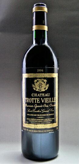 Special Chateau trot Vieille [1987] Saint-Emilion Premier Grand Cru Classe 1 class B Chateau Trotte Vieille [1987] AOC Saint Emilion 1er Grand Cru Classe