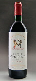 Chateau Clerc Milon Chateau Clair Miron [1990] [1990]