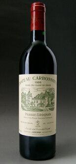 Château carbonnieux Rouge [1988] Chateau Carbonnieux Rouge [1988]