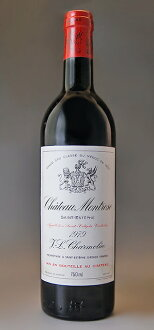 The second grade chateau Monroe's[1979]Medoc rating AOC sun Tess tef grass Chateau Montrose [1979]