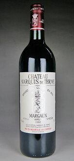 Chateau Maruki ド テルム [1992] ChateauMarquis de Terme [1992]
