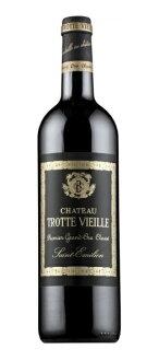 Chateau fox trot ヴィエイユ[2011]Saint Emilion pull Mie Grand cru クラッセ 第一特別級 B Chateau Trotte Vieille [2011] Saint Emilion 1er Grand Cru Classe