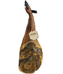 パレタ・イベリコ 原木 生ハム スペイン 名産地 ハブーゴ産 20〜24カ月熟成 Paleta Iberico bone-in made in Jabugo 20~24months cured