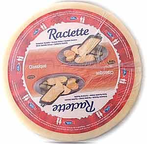 ★送料無料★【ラクレット(約5kg)】6ヶ月以上熟成スイス産プロ用ホールチーズ業務用サイズなら...