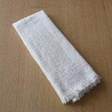 和太布(わたふ)ふきん 生成り34×55cm(びわこふきん姉妹品)[WATAHU 清潔感 衛生的 吸水性 耐久性 速乾 ふわふわ肌触り]