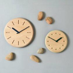 Paper-Wood CLOCK