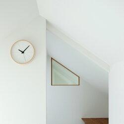 [ポイント最大43倍!]LEMNOS(レムノス)壁掛け時計ラインの時計LサイズYK16-02L[角田陽太]【P10】