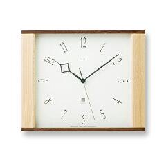 レムノス lemnos掛け時計NewErias ニューイリアス電波掛け時計【楽ギフ_包装】【楽…