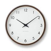 [最大16倍]LEMNOS(レムノス)掛け時計Campagneカンパーニュブラウン色lm-PC10-24WBW【楽ギフ_包装】【楽ギフ_のし宛書】【P10】【10P28Apr17】