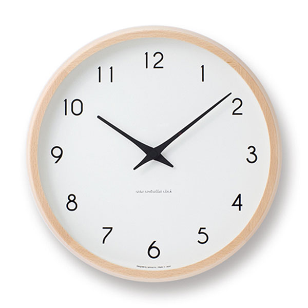 LEMNOS(レムノス) 掛け時計 Campagne カンパーニュ