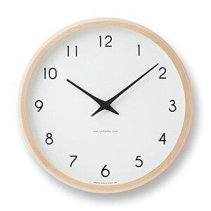 クーポン レムノス 掛け時計 カンパーニュナチュラル