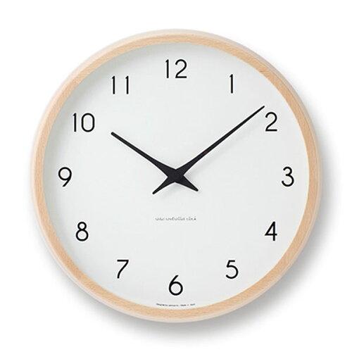 [スマホエントリーで全商品10倍!最大26倍!]LEMNOS(レムノス)掛け時計Campagneカンパーニュナチュ...