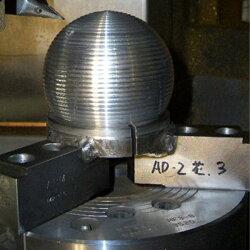 LEMNOS(レムノス)置き時計earthclockアースクロックシルバーφ100mm(TIL16-10SL)[置き時計]